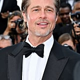He slipped into a tuxedo and bow tie for the Cannes Film Festival premiere of Once Upon a Time in Hollywood in May 2019.