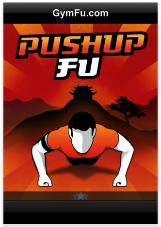 Photos of PushupFu App
