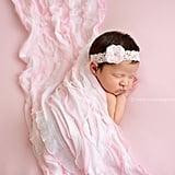 Isn't She Pretty in Pink?