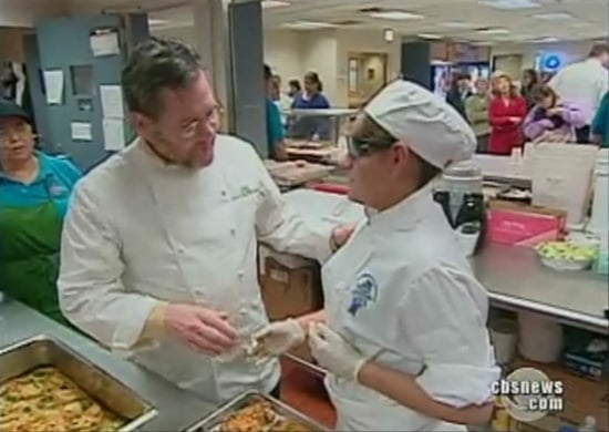 Blind Culinary Student Lands Cooking Spot at Charlie Trotter's