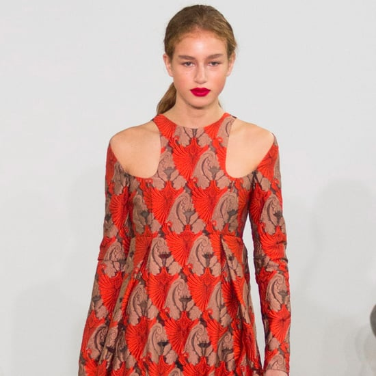 Emilia Wickstead Autumn/Winter 2016 at London Fashion Week