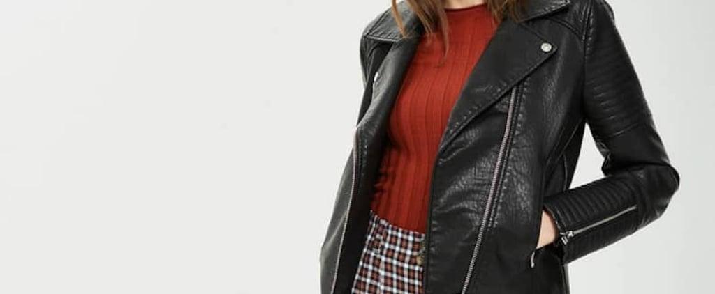 Flattering Leather Jacket
