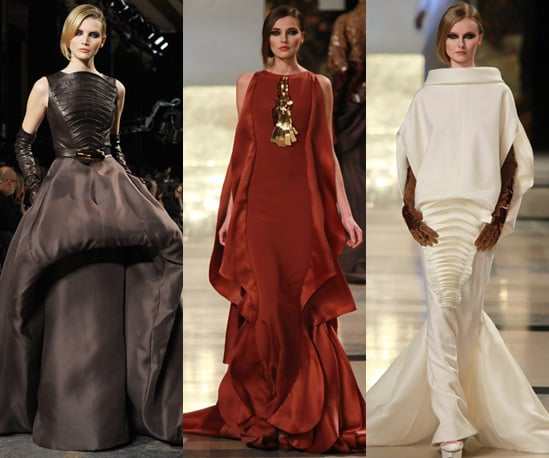 Photos of Stephan Rolland's Spring 2011 Couture Show in Paris