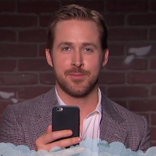 Ryan Gosling in Celebrities Read Mean Tweets September 2016