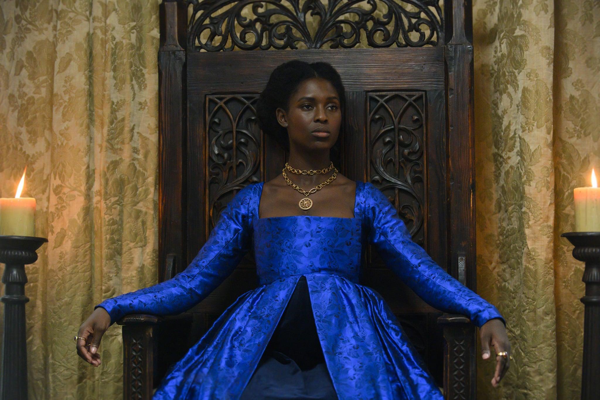 Anne Boleyn: Episode 1 - CAST: Anne Boleyn (Played by Jodie Turner-Smith)