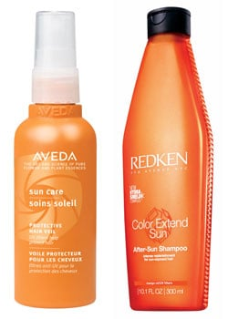 Hair Products Containing SPF; Do You Protect your Hair With SPF Products in the Summer?