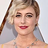 Greta Gerwig at the Oscars 2018