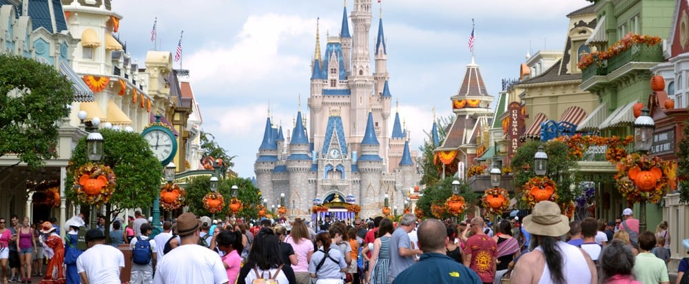Mickey's Not So Scary Halloween Party Dates 2017