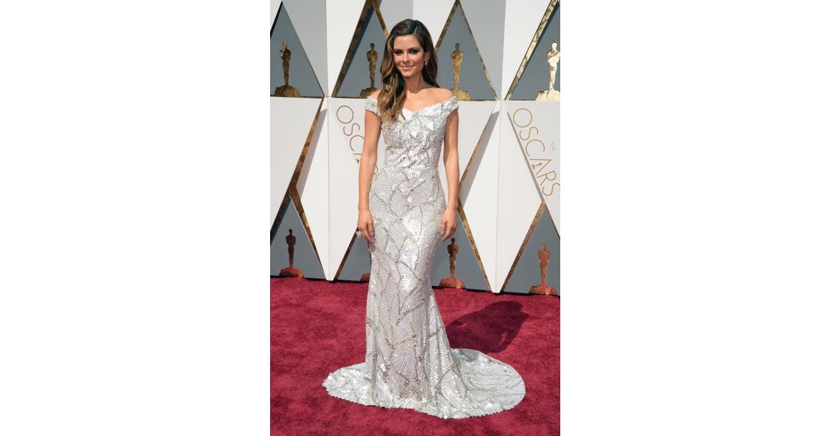 Maria Menounos | 2016 Oscars Red Carpet Dresses