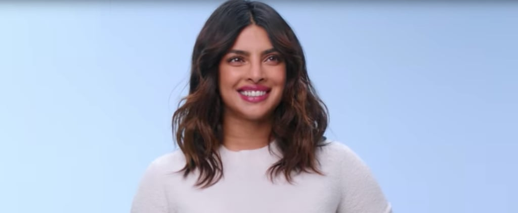 Priyanka Chopra in Pantene #GoGentle Campaign