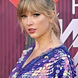 Taylor Swift Sequin Romper 2019 iHeartRadio Music Awards