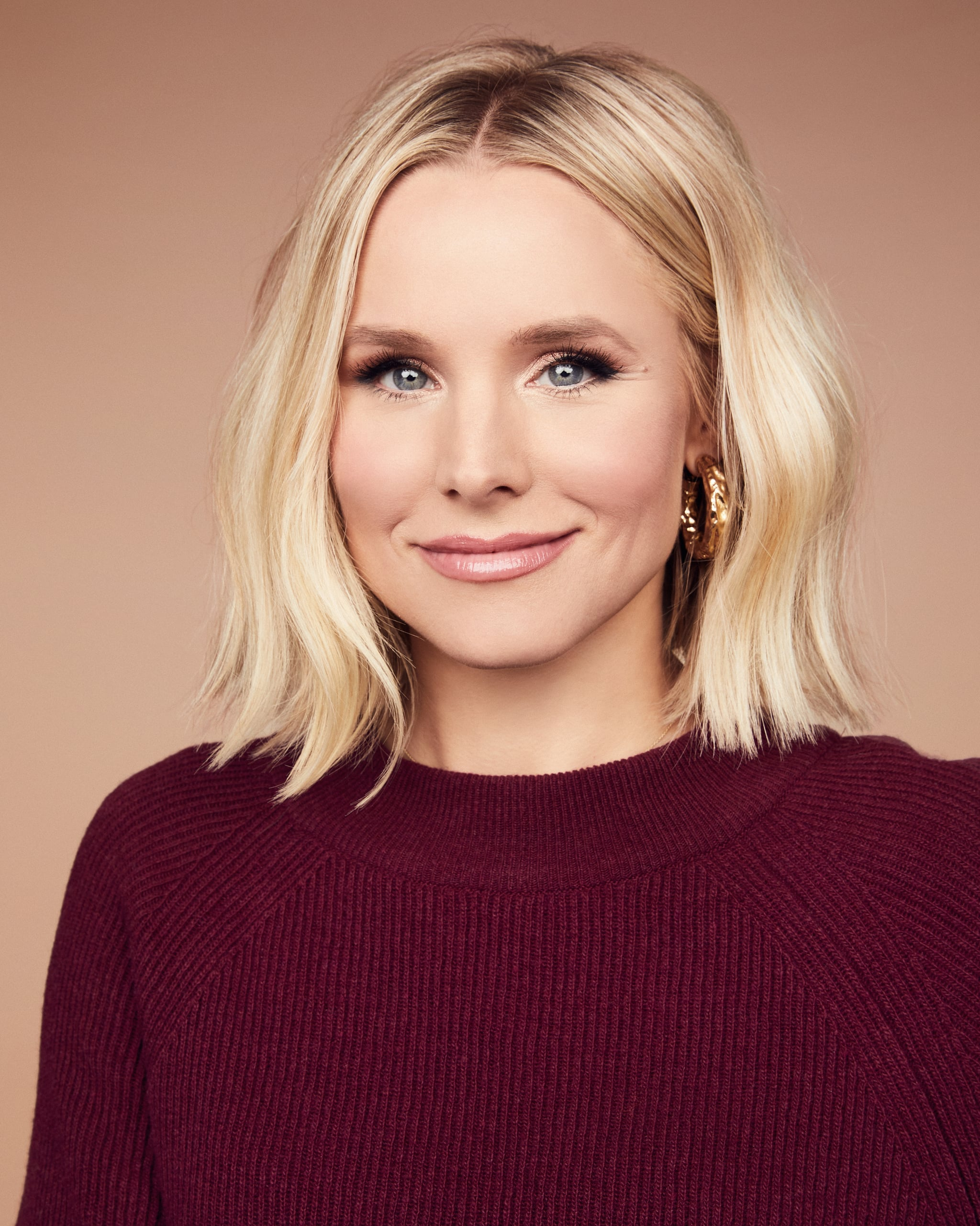 FROZEN 2 - (Picuted) Kristen Bell. Photo by Ricky Middlesworth. © 2019 Disney. All Rights Reserved.