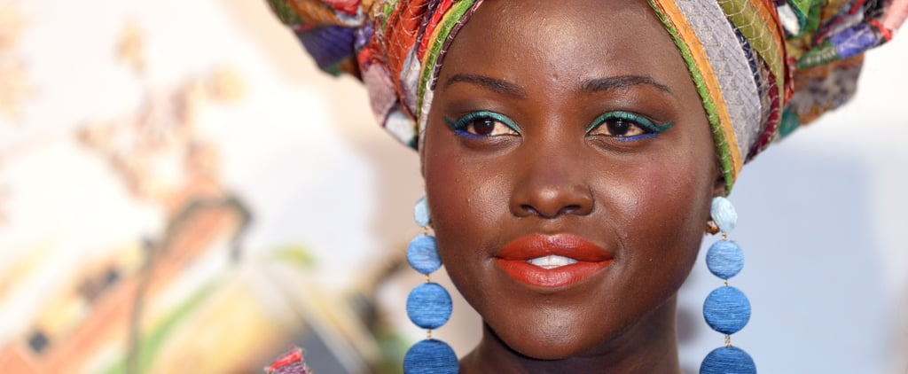 Lupita Nyong'o Best Makeup Looks