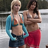 Taryn Manning, Michelle Rodriguez, The Breed