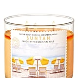 Bath & Body Works Suntan 3-Wick Candle