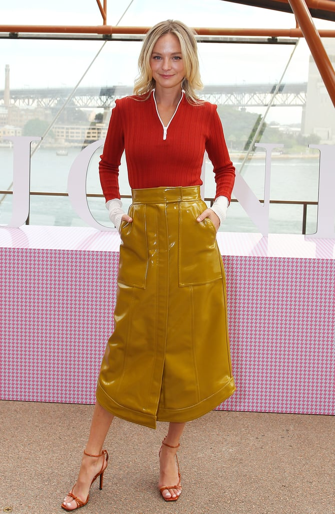 Celebrities at David Jones Spring Summer Launch Event 2019