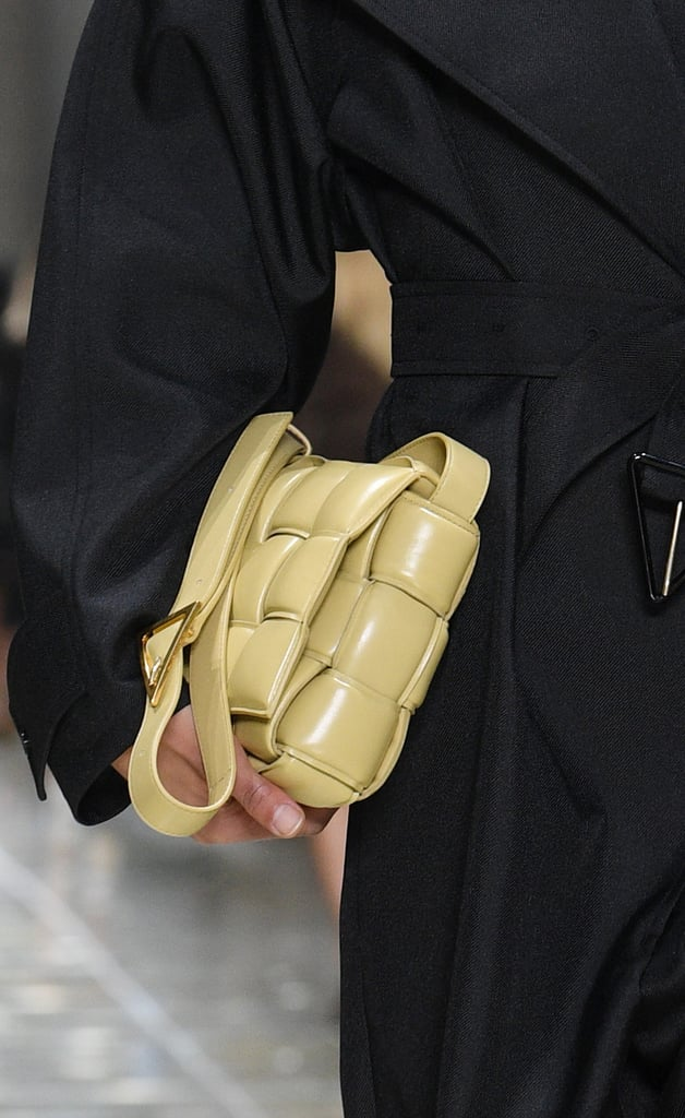 Spring Bag Trends 2020: Leather Enlaced