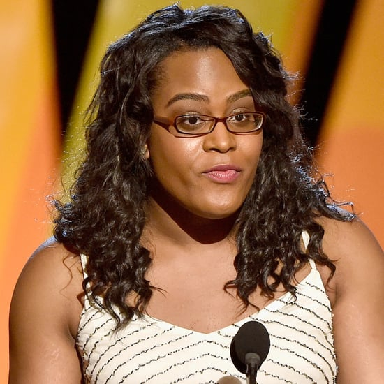 Mya Taylor Winning Best Supporting Female at Spirit Awards