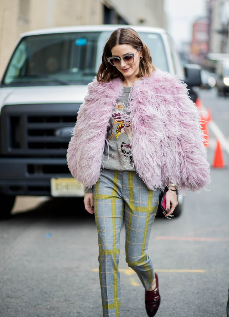 Get Ready to Drool Over Olivia Palermo's Fashion Week Wardrobe