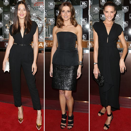 Celebrities Frock Up for Tag Heuer\'s Grand Prix Party | POPSUGAR ...