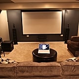 Turns Into an Incredible Home Theater