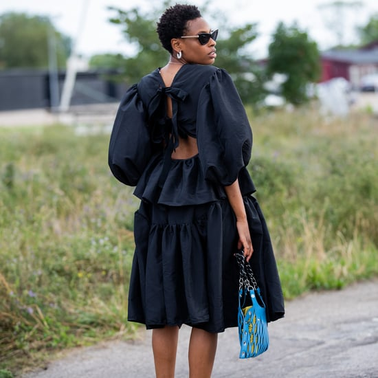 How to Wear Puff Sleeve Dresses in 2019