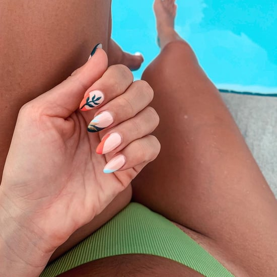 The Bird of Paradise Nail-Art Trend For Summer