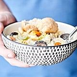 Crockpot Creamy Chicken Noodle Soup