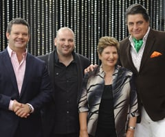 George Calombaris' Mother Mary Joins MasterChef For the Greek-Themed Pressure Test Tonight