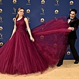 And When Designer Zac Posen Gave Her a Lift