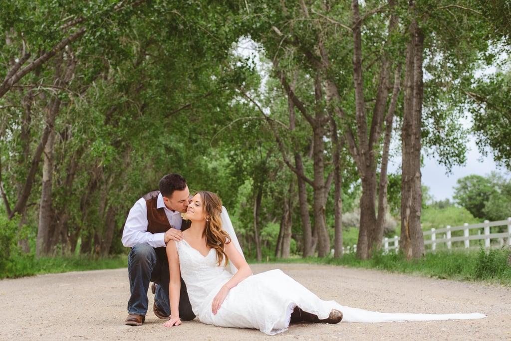 DIY Western Theme Wedding POPSUGAR Love Sex