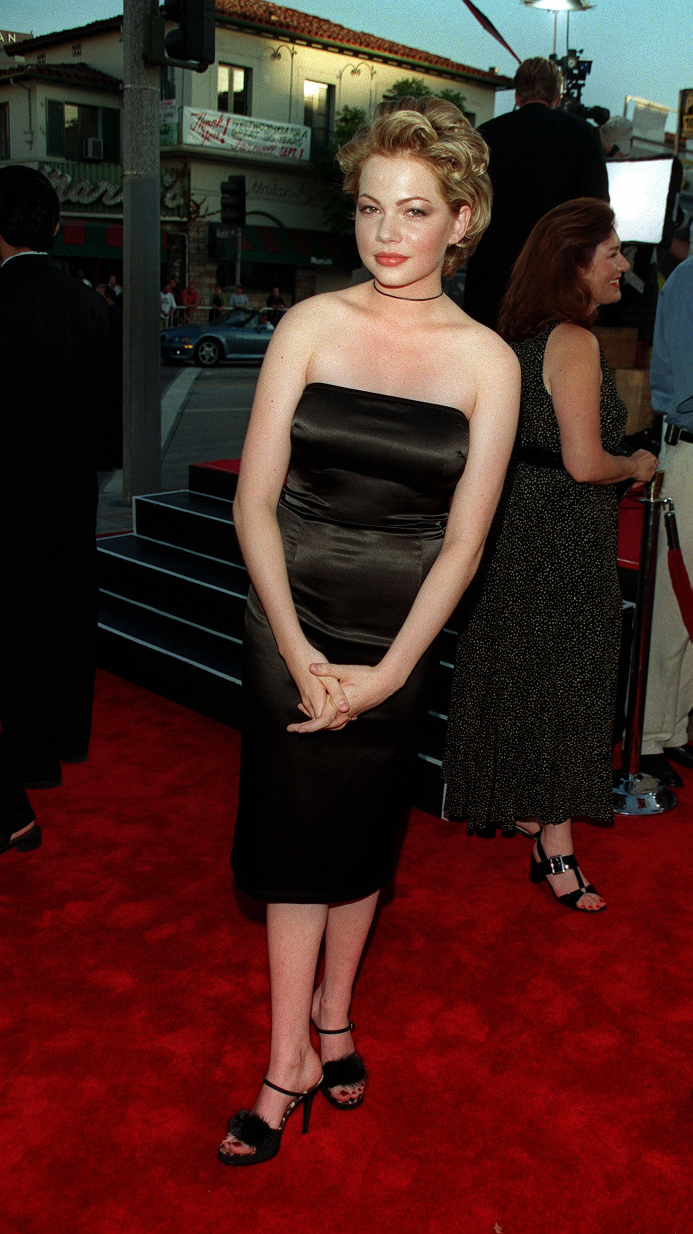 Michelle Williams Pictures Over the Years | POPSUGAR Celebrity