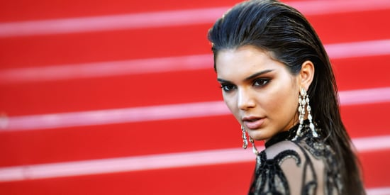 Wow, Kendall Jenner Looks Stunning In This Completely Sheer Gown