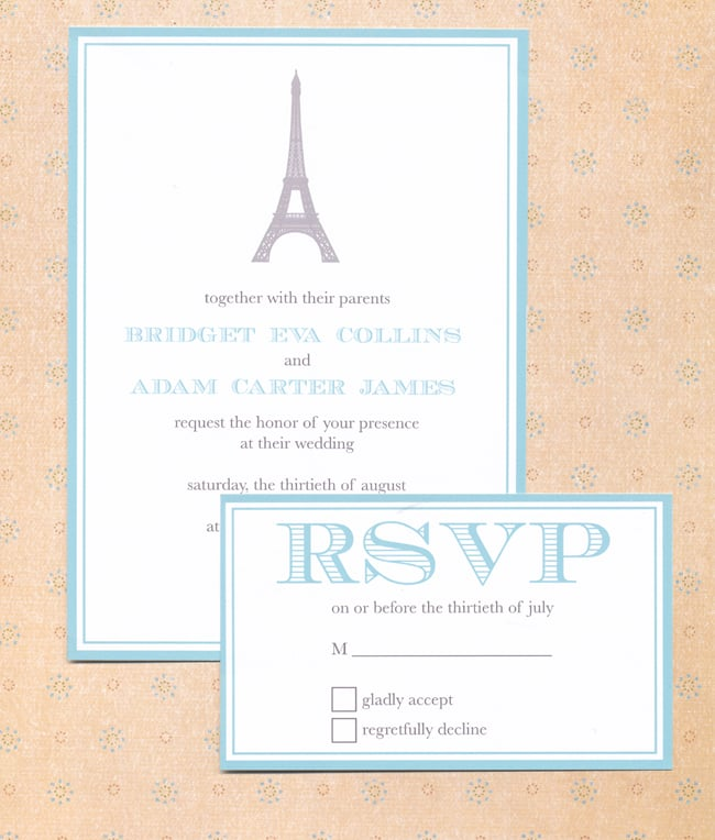 Free Printable Wedding Invitations POPSUGAR Smart Living UK