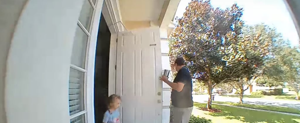Video of Girl Telling Her Dad She Loves Her Mum More