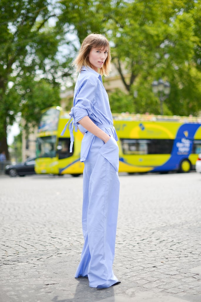 Anya Ziourova's Rosie Assolulin overalls would make for the chicest pajamas ever.