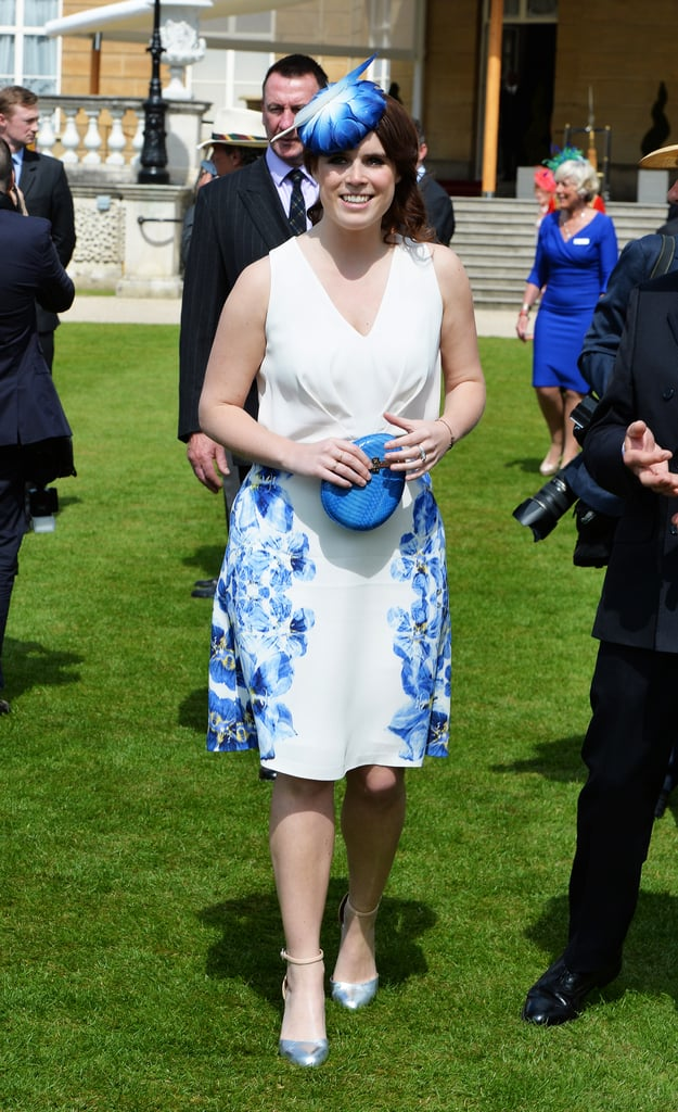 Clearly, Princess Eugenie Would Have No Trouble Finding Her Something Blue