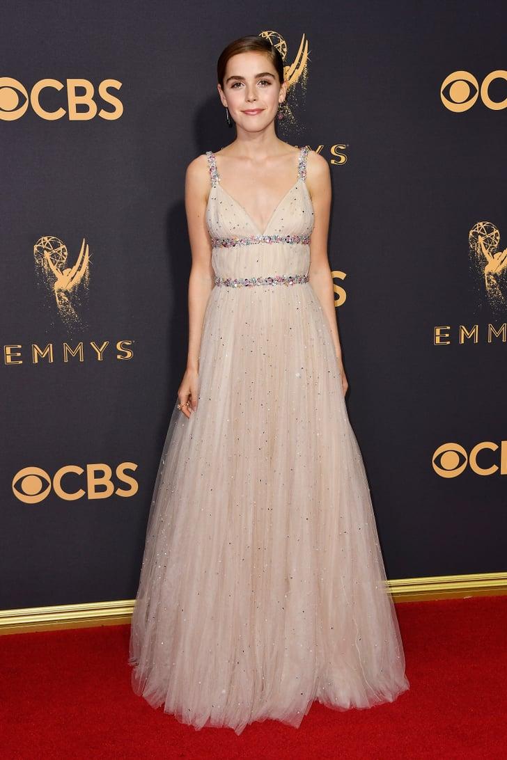 Kiernan Shipka 2017 Young Stars At The Emmys Then And