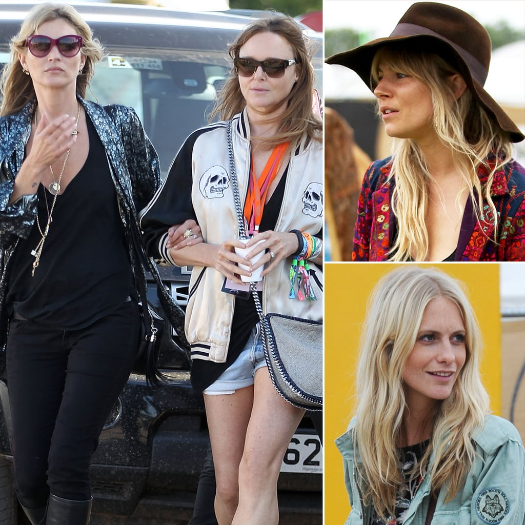 All of the Beauty Looks at Glastonbury 2013