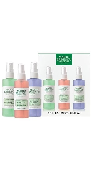 Mario Badescu Spritz Mist Glow Set See The Best Buys