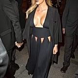 Kim Kardashian in Paris in 2013