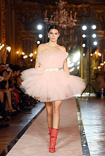 Kendall Jenner's Best Runway Moments
