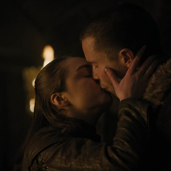 Maisie Williams's Family Watched Game of Thrones Sex Scene