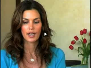 Cindy Crawford on Her Best Birth