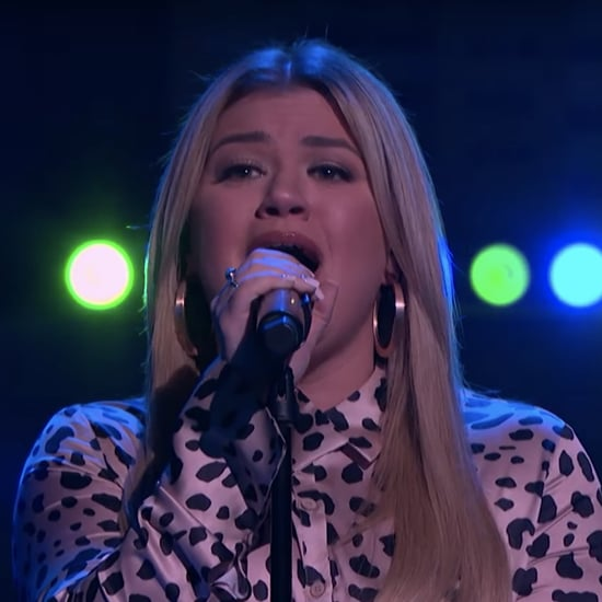 "Watch Kelly Clarkson Cover Halsey's ""Graveyard"" 