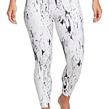 CALIA by Carrie Underwood Women's Energize Printed 7/8 Leggings in Cracked Marble