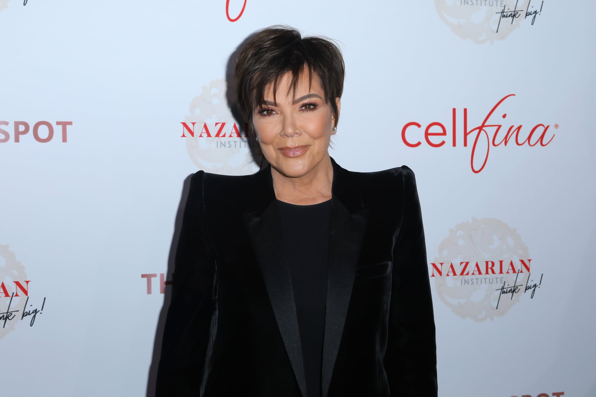 WEST HOLLYWOOD, CALIFORNIA - JANUARY 11: Kris Jenner attends the Nazarian Institute's ThinkBIG 2020 Conference featuring keynote speaker Kris Jenner at 1 Hotel West Hollywood on January 11, 2020 in West Hollywood, California. (Photo by JC Olivera/Getty Images)
