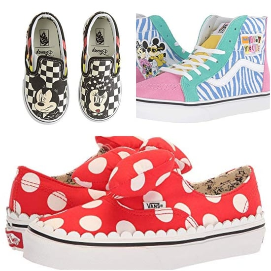Disney Vans For Kids 2018