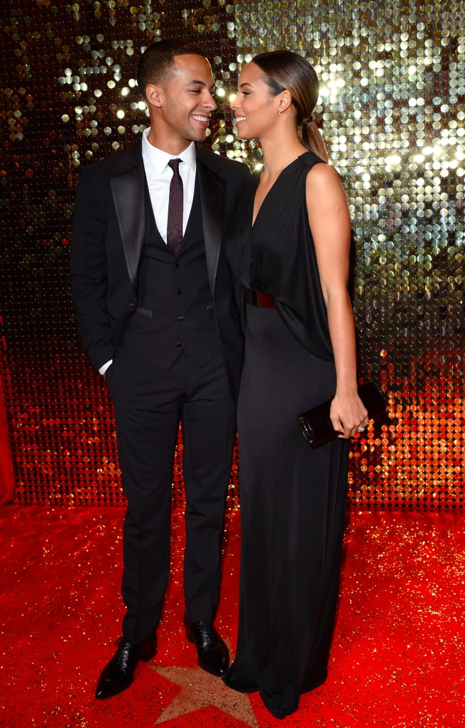 Marvin and Rochelle Humes Pictures Together