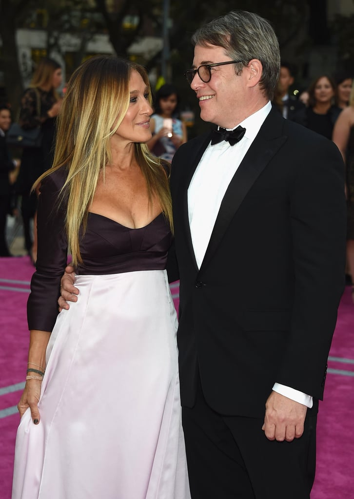 Sarah Jessica Parker And Husband At Nyc Ballet Gala 2016
